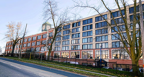 Westclox Building - East City Dental
